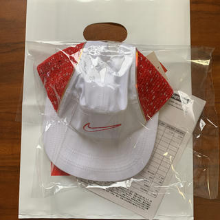 シュプリーム(Supreme)のsupreme NIKE boucle running hat(その他)