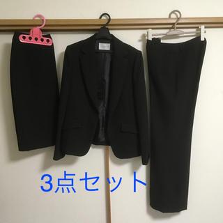 シマムラ(しまむら)のしまむら セオリア☆スーツ 3点セット 13号 大きいサイズ(スーツ)