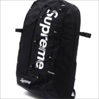 シュプリーム(Supreme)のsupreme backpackシュプリーム 17ss のバックパック(バッグパック/リュック)