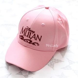 ディズニー(Disney)のUSディズニー ムーラン キャップ 帽子 ムシュー cakeworthy(キャップ)