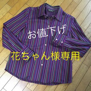 エディーバウアー(Eddie Bauer)のエディーバウアー  カジュアル カラーシャツ(シャツ/ブラウス(長袖/七分))