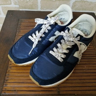earth music & ecology - 【25】new balance×earth WL220 スニーカー