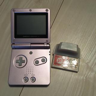 ゲームボーイアドバンス(ゲームボーイアドバンス)の売り切れました☆ゲームボーイアドバンス SP☆(携帯用ゲームソフト)