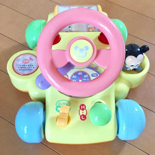 ディズニー(Disney)のベビーミッキー くるまのおもちゃ(電車のおもちゃ/車)