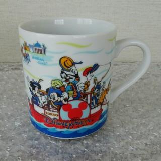 ディズニー(Disney)のディズニーシー マグカップ スーベニアカップ(グラス/カップ)