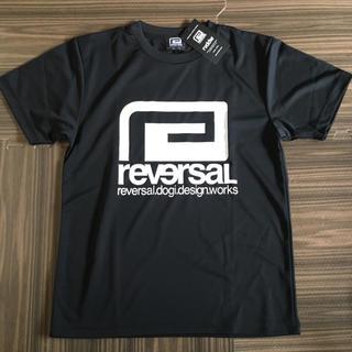 新品 リバーサル ドライメッシュ Tシャツ 半袖 Mサイズ(格闘技/プロレス)