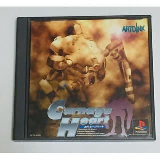 プレイステーション(PlayStation)のPS カルネージハート(家庭用ゲームソフト)