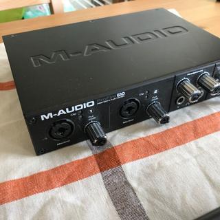M-AUDIO ProFire610 オーディオインターフェース(オーディオインターフェイス)