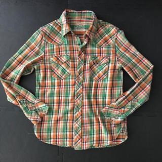 TMT チェックシャツ