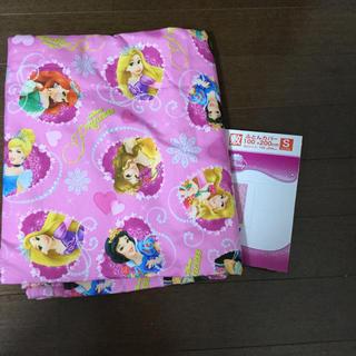しまむら - プリンセス 新品 敷布団カバー