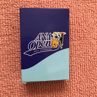 エーエヌエー(ゼンニッポンクウユ)(ANA(全日本空輸))のANAオープン トランプ(トランプ/UNO)