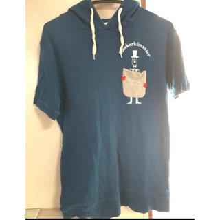 グラニフ(Design Tshirts Store graniph)の♡デザインTシャツストアグラニフ  フード付きTシャツ♡(Tシャツ(半袖/袖なし))