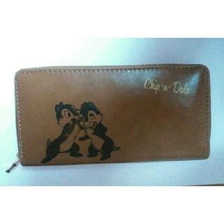 ディズニー(Disney)のチップ&デール 長財布 ディズニー(財布)