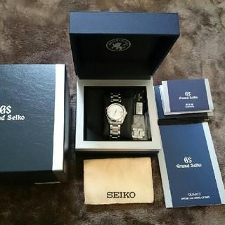 グランドセイコー(Grand Seiko)のグランドセイコーSBGX071 クオーツ(腕時計(アナログ))