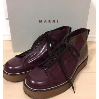 マルニ(Marni)のMARNI ブーツ 44(ブーツ)