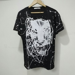 ジバンシィ(GIVENCHY)のGIVENCHY GVC-19SS 半袖Tシャツ 虎 星座(Tシャツ/カットソー(半袖/袖なし))