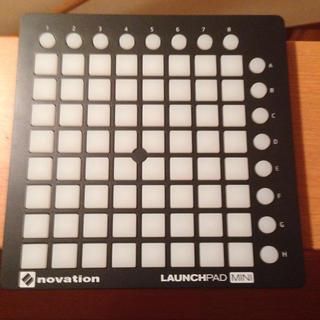 launchpad mini mk2 (MIDIコントローラー)