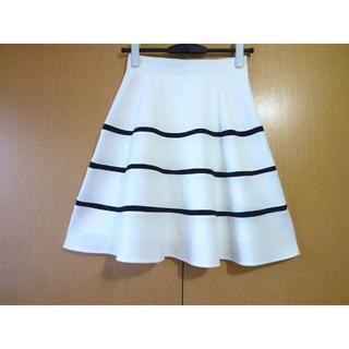 エムプルミエ(M-premier)のジャスグリッティー ☆ 可愛らしいスカート(ひざ丈スカート)