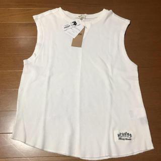 オゾック(OZOC)のオゾック ミッキー ワッフルT(Tシャツ(半袖/袖なし))