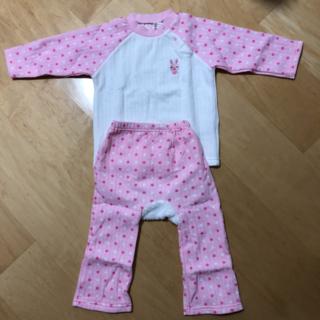 シマムラ(しまむら)の女の子パジャマ90cm(パジャマ)