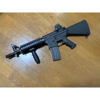 極美品 東京マルイ HC M4 CRW ハイサイクル(電動ガン)