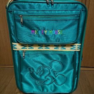 ディズニー(Disney)のオールド   ミッキー キャリーバッグ  鍵なし  (スーツケース/キャリーバッグ)