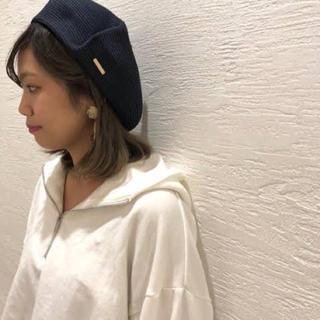 カオリノモリ(カオリノモリ)のグランディーベレー(ハンチング/ベレー帽)