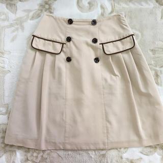 アンレリッシュ(UNRELISH)の♡トレンチスカート♡(ひざ丈スカート)