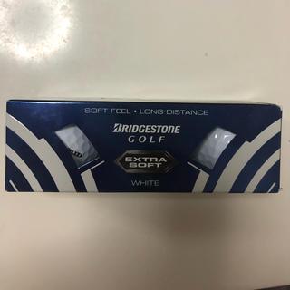 ブリヂストン(BRIDGESTONE)のブリジストン ゴルフボール エクストラソフト 3個(ゴルフ)