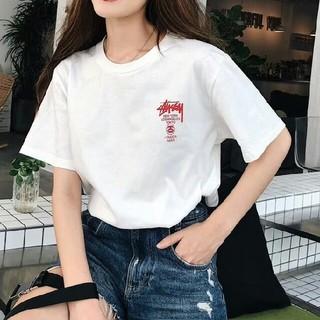 ステューシー(STUSSY)のStussy  Tシャツ 半袖 L(Tシャツ(半袖/袖なし))