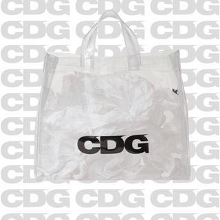 251bc044deb2 COMME des GARCONS - Comme des Garçons CDG PVC TOTE BAG