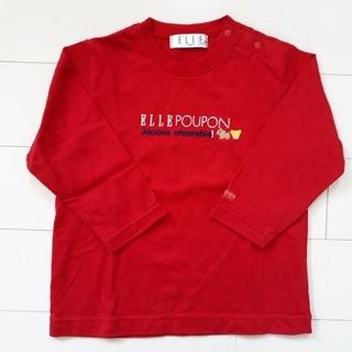 エル(ELLE)のELLE 長袖Tシャツ(95)(Tシャツ/カットソー)