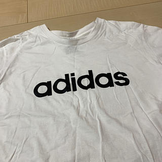 アディダス(adidas)のadidas 半袖 Tシャツ(Tシャツ(半袖/袖なし))