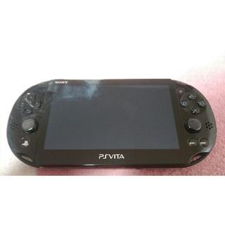 ソニー(SONY)のPS VITA(携帯用ゲーム本体)