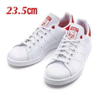 adidas - 【23.5㎝】白  adidas  スタンスミス  ハート