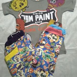 ジャム(JAM)のJAM 2着セット⭐️半袖Tシャツ&パンツ(その他)