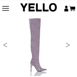 イエローブーツ(Yellow boots)のYELLO long boots(ブーツ)