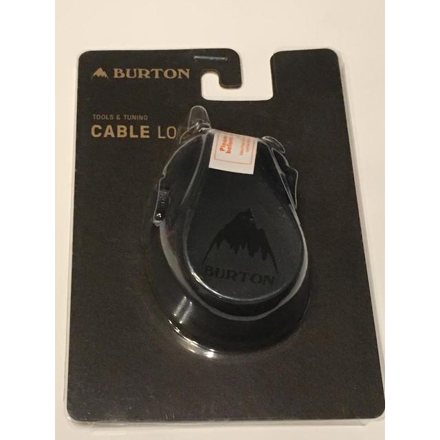 BURTON(バートン)のBURTON CABLE LOCK 盗難防止 新品 未使用 スポーツ/アウトドアのスノーボード(アクセサリー)の商品写真
