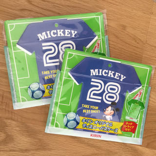 ディズニー(Disney)のディズニー ミッキー パスケース 2個(パスケース/IDカードホルダー)