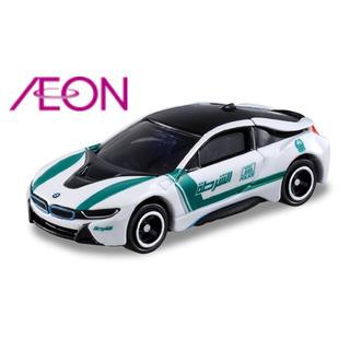 タカラトミー(Takara Tomy)のトミカ イオン BMW i8 ドバイ警察仕様(ミニカー)