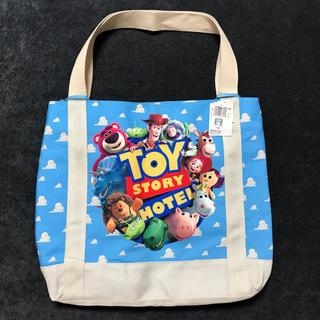 Disney - トイストーリーホテル限定 BIGサイズトートバッグ