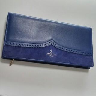 ヴィヴィアンウエストウッド(Vivienne Westwood)の美品 レア✨Vivienne Westwood 大きめ 長財布 ヴィヴィアン(財布)