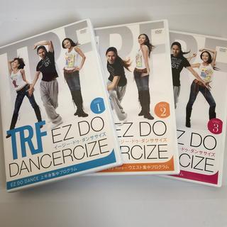 TRF ダンササイズ DVD(スポーツ/フィットネス)