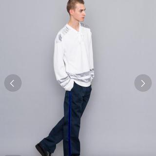 ディスカバード(DISCOVERED)のDISCOVERED フットボールtee(Tシャツ/カットソー(七分/長袖))