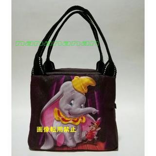 ディズニー(Disney)の新品★ダンボとティモシー★ナイロンバッグ(ハンドバッグ)
