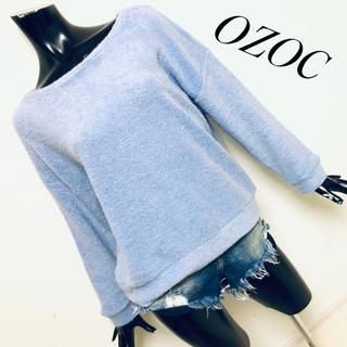 オゾック(OZOC)のOZOC*トレーナー(トレーナー/スウェット)