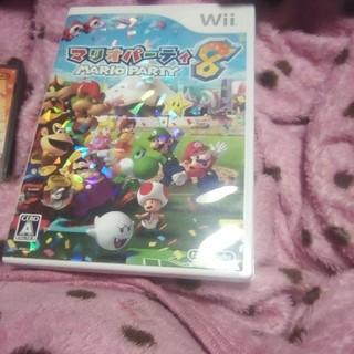 ウィー(Wii)のwii マリオパーティー8(家庭用ゲームソフト)