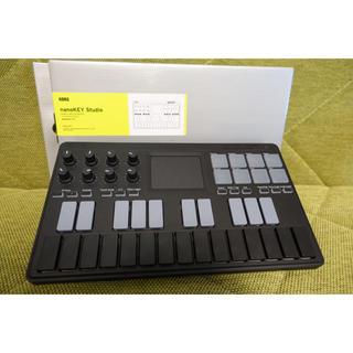 コルグ(KORG)のKORG モバイルMIDIキーボード nanoKEY Studio(MIDIコントローラー)