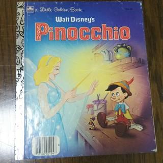 ディズニー(Disney)の★☆ ディズニー ピノキオ 絵本 英語版 ☆★(絵本/児童書)