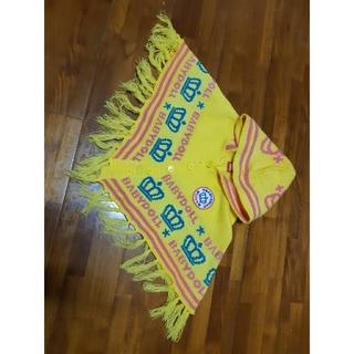 ベビードール(BABYDOLL)の美品 セーター ポンチョ 黄色 ベビードール(カーディガン)